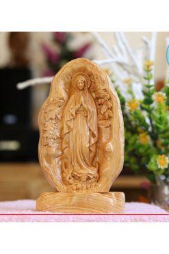 Tượng đức Mẹ Guadalupe