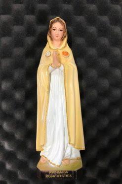 Tượng đức Mẹ Hoa Hồng 30cm 02