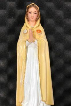Tượng đức Mẹ Hoa Hồng 30cm