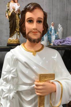 Tượng Thánh Giuse Cao 80cm