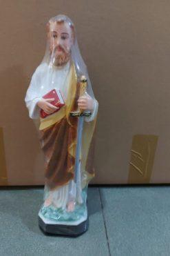 Tượng Thánh Phaolo 30cm