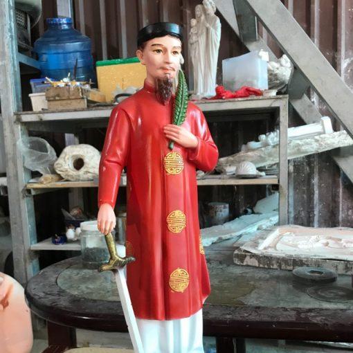 Tượng Thánh Tử đạo Phạm Quốc Huy 50cm