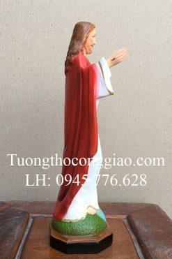 Chúa Kito Vua Cao 30cm 03