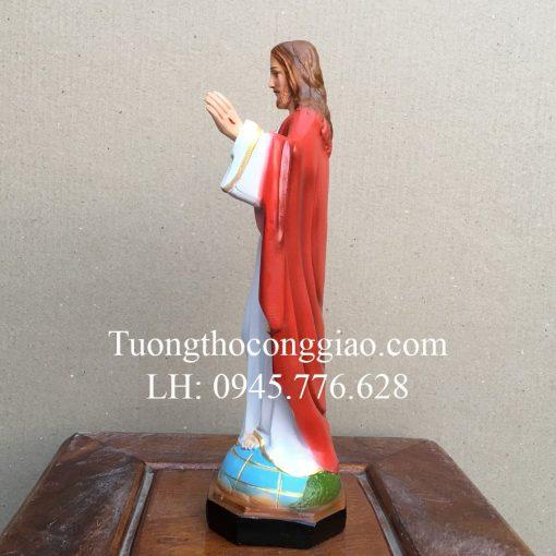 Chúa Kito Vua Cao 30cm 05