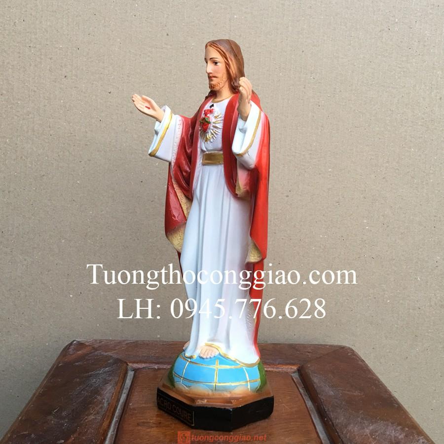 Chúa Kito Vua Cao 30cm 06