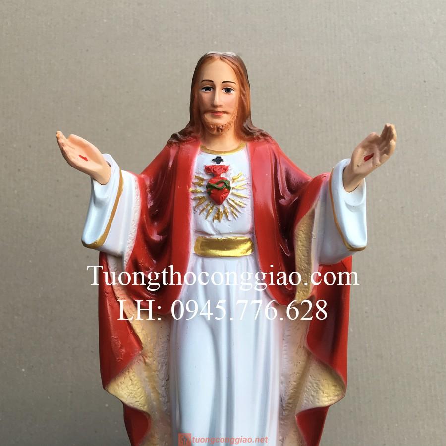 Chúa Kito Vua Cao 30cm 07