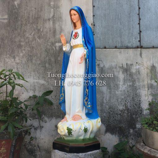 Đức Mẹ Fatima Cao 120cm (6)