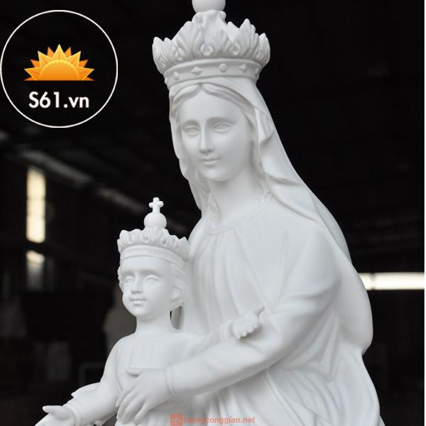 Đức Mẹ La Vang Mẫu Cổ Italy 80cm (7)