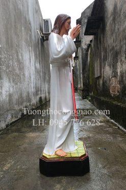 Lòng Chúa Thương Xót Cao 120cm 03