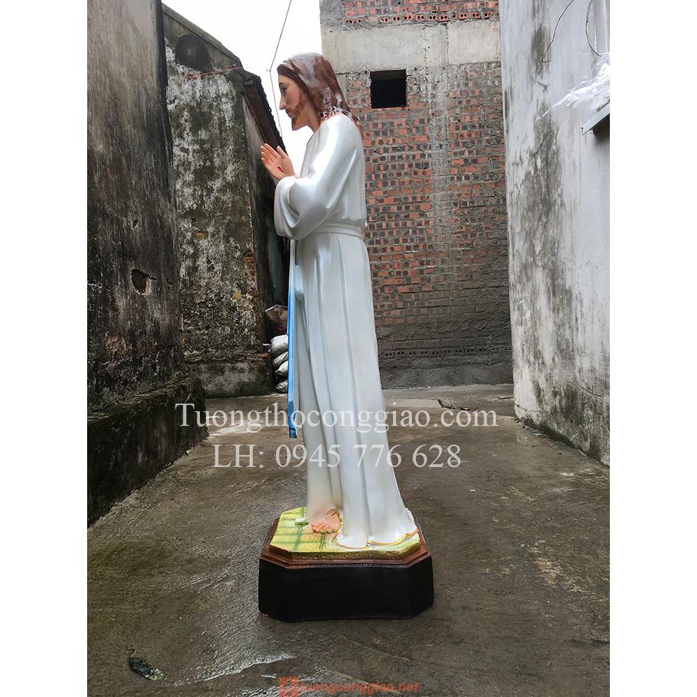 Lòng Chúa Thương Xót Cao 120cm 05