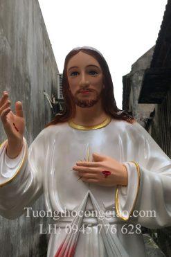 Lòng Chúa Thương Xót Cao 120cm 07