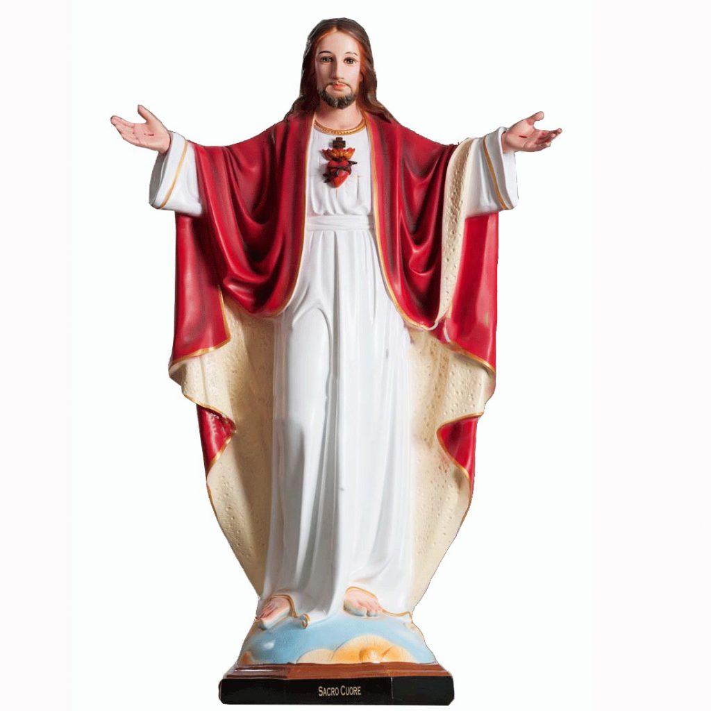 Tượng Chúa Kitô Vua Cao 80cm (3)