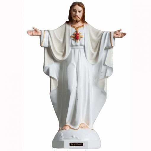 Tượng Chúa Kitô Vua Cao 80cm (4)