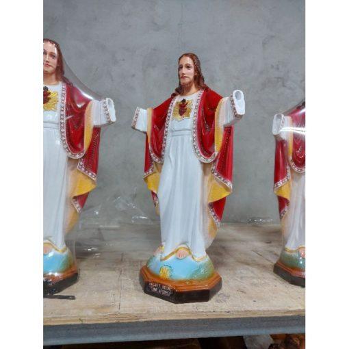 Tượng Chúa Kito Vua Cao 50cm 06