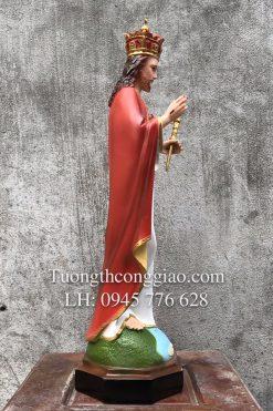 Tượng Chúa Phủ Việt 50cm 03