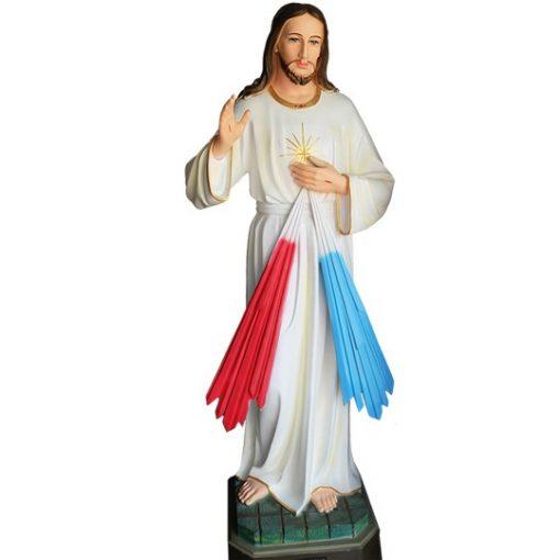 Tượng Chúa Thương Xót 80cm