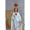 Tượng Đức Mẹ Fatima Cao 50cm Triều Thiên