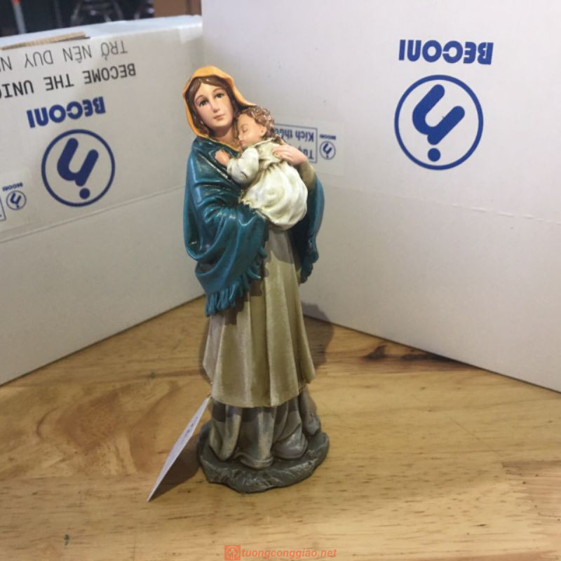 Tượng Đức Mẹ Bồng Chúa Hài đồng