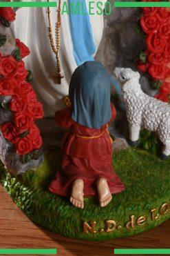 Tượng Đức Mẹ đồng Trinh Maria Trang Trí để Bàn 06