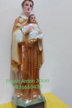 Tượng Thánh Anton 30cm Composite