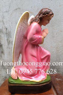 Tượng Thiên Thần Quỳ 30cm 02