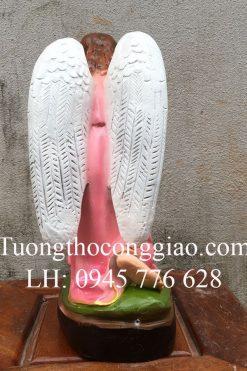 Tượng Thiên Thần Quỳ 30cm 03