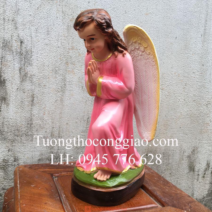 Tượng Thiên Thần Quỳ 30cm 05