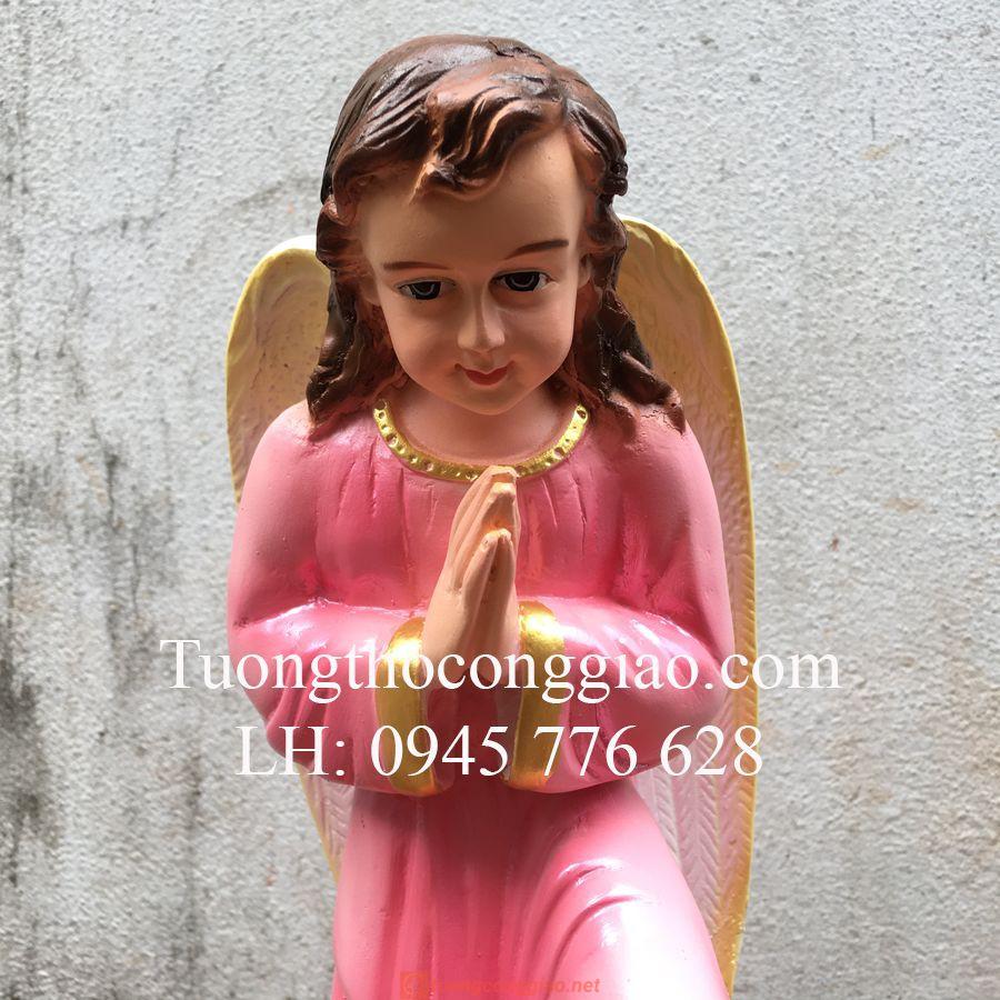 Tượng Thiên Thần Quỳ 30cm 06