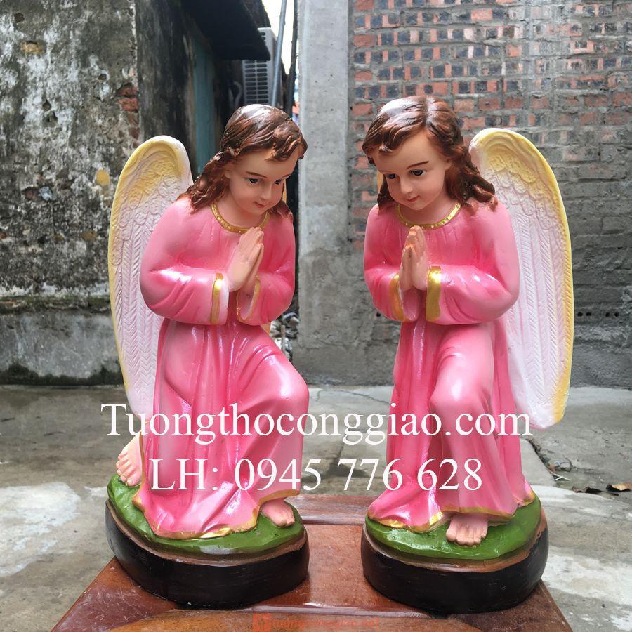 Tượng Thiên Thần Quỳ 30cm