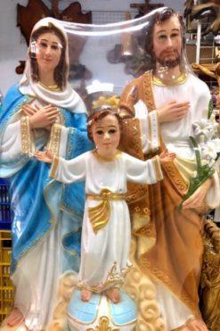 Tượng Gia đình Thánh Gia Cao 100cm Composite