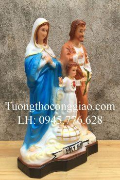 Tượng Gia đình Thánh Gia Cao 30cm Rất đẹp 02