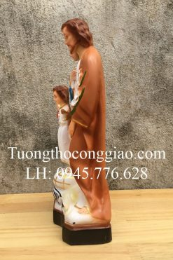 Tượng Gia đình Thánh Gia Cao 30cm Rất đẹp 05