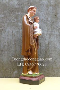 Tượng Thánh An Tôn Cao 50cm 05