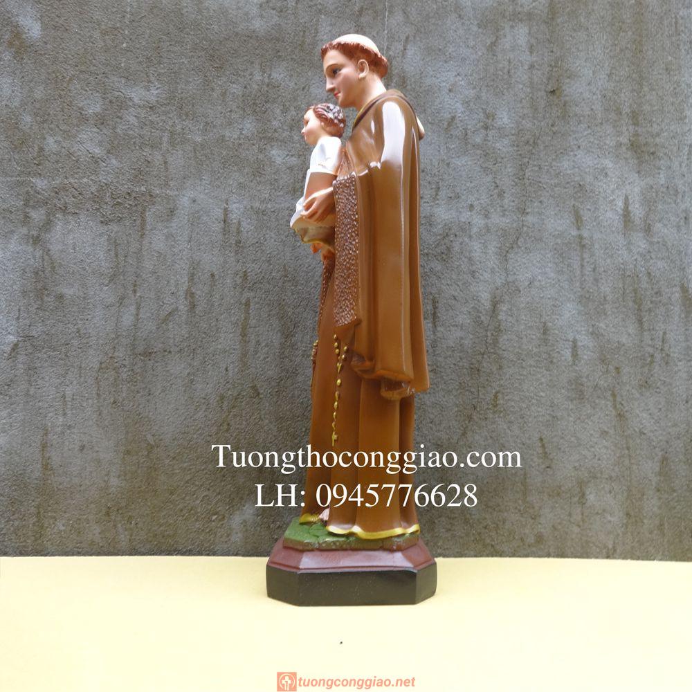Tượng Thánh An Tôn Cao 50cm 07