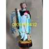 Tượng Thánh Đa Minh Cao 40cm