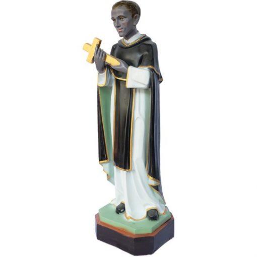 Tượng Thánh Martino 45cm Composite 03