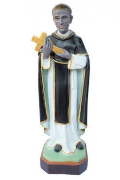 Tượng Thánh Martino 45cm Composite