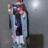 Tượng Thánh đa Minh 30cm 02