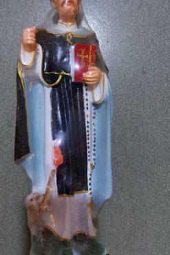 Tượng Thánh đa Minh 30cm