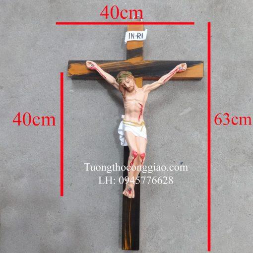 Tượng Thánh Giá 40cm 05