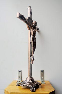 Tượng Thánh Giá Kim Loại Màu đồng (2)