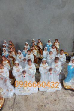 Tượng Thánh Gia Thất Cao 35cm Composite 03