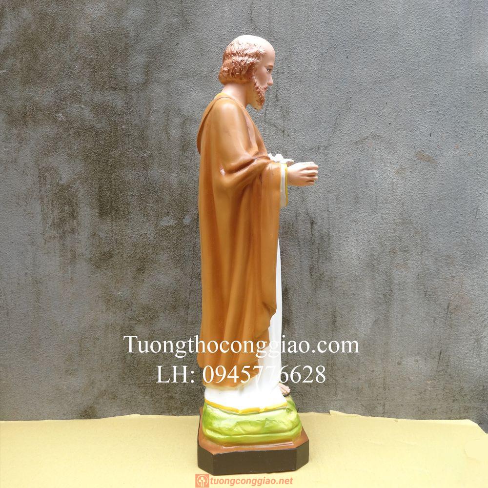 Tượng Thánh Gioan Kim Cao 50cm 05