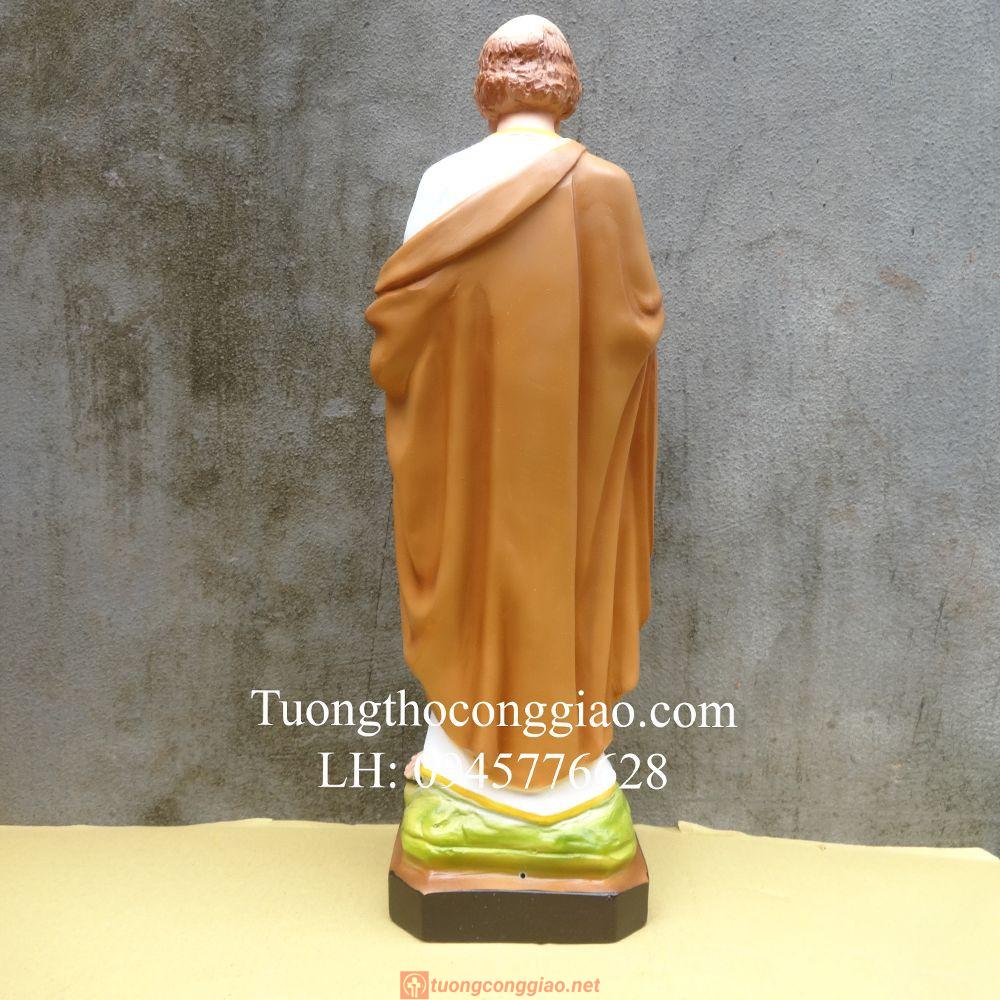 Tượng Thánh Gioan Kim Cao 50cm 06
