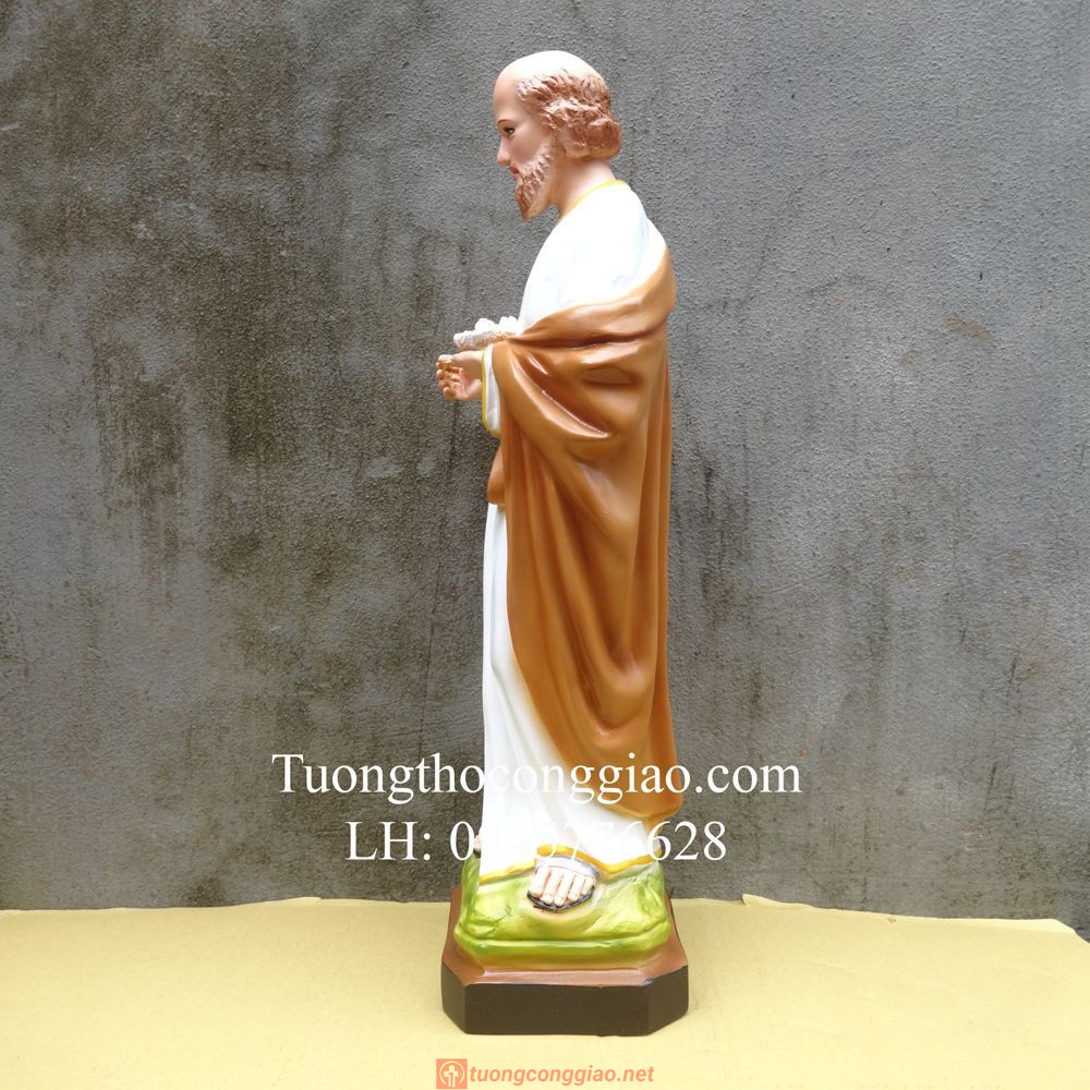Tượng Thánh Gioan Kim Cao 50cm 07