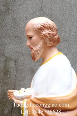 Tượng Thánh Gioan Kim Cao 50cm 09