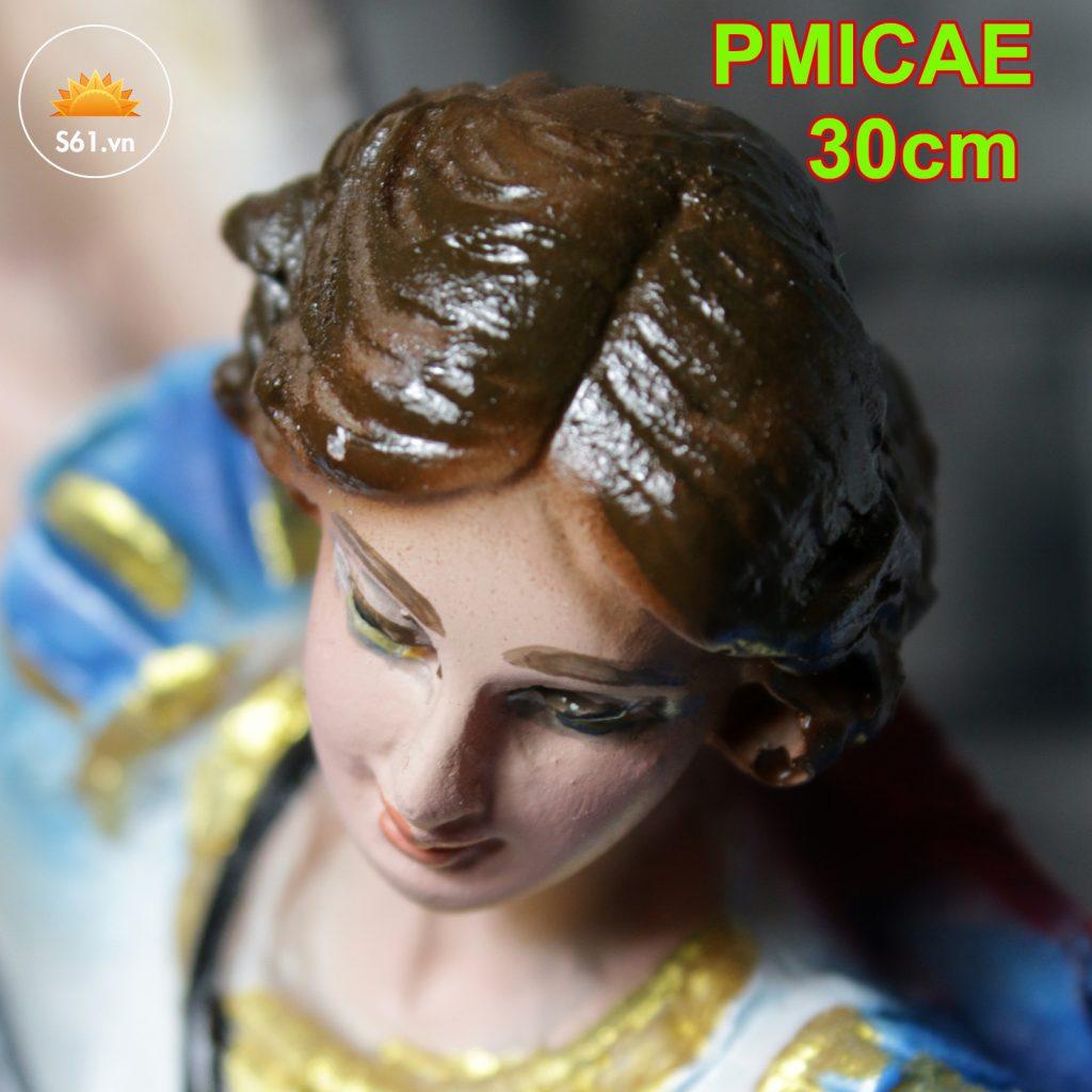 Tượng Thánh Micae đẹp Cao Cấp 30cm (3)