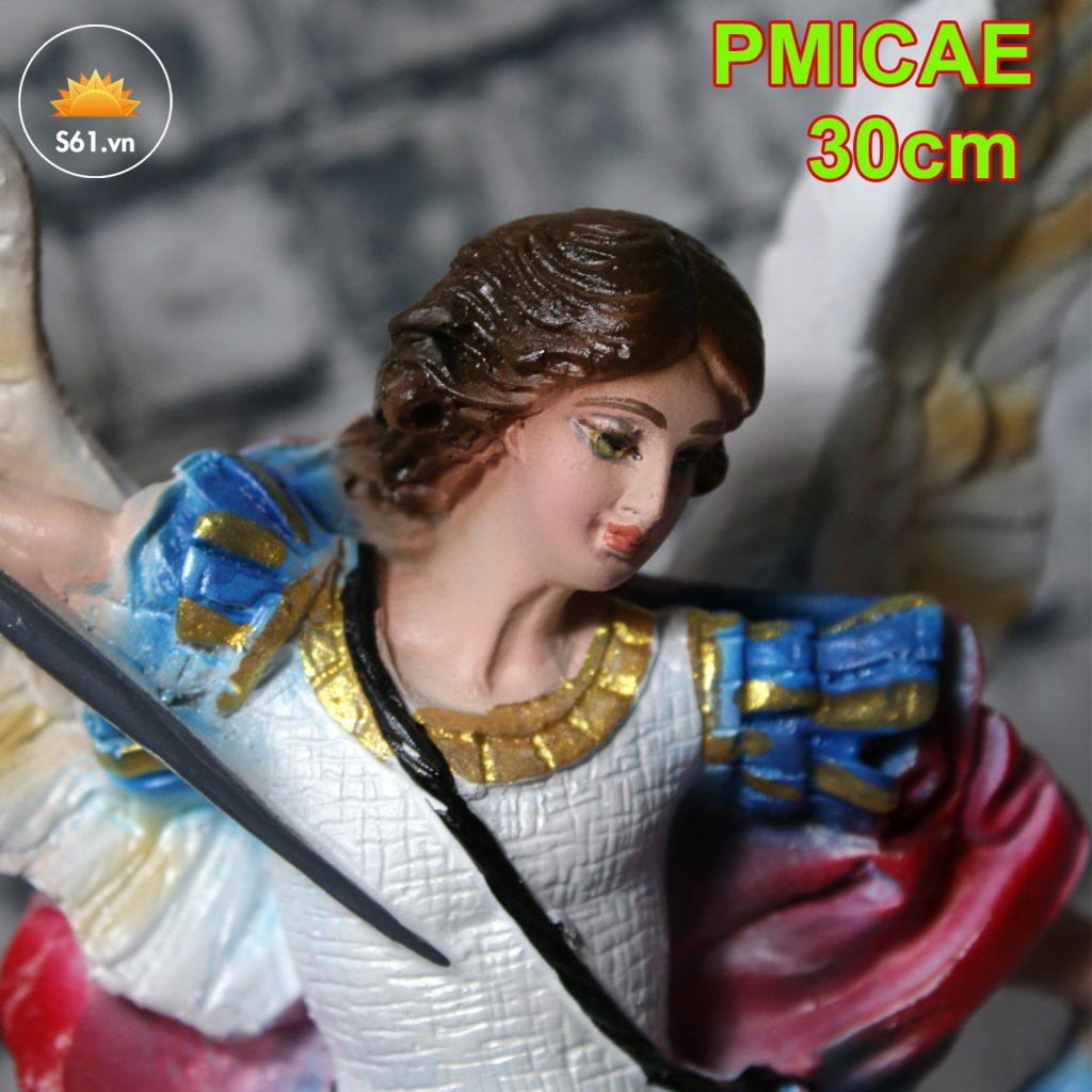 Tượng Thánh Micae đẹp Cao Cấp 30cm (4)