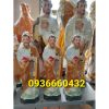 Tượng Thánh Phaolo 40cm