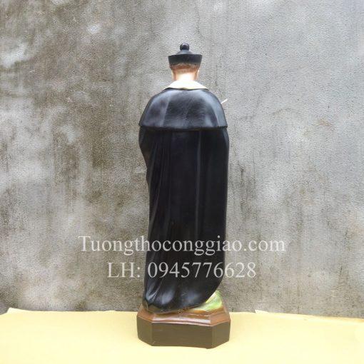Tượng Thánh Tô Ma Cao 50cm 04